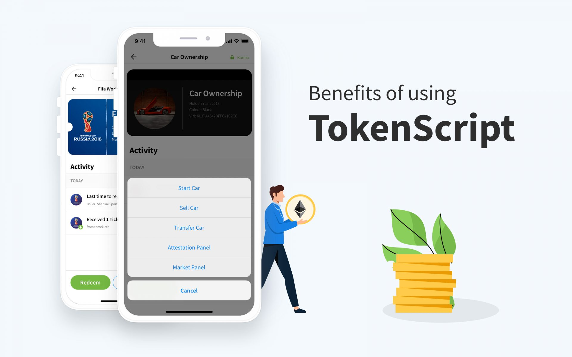 benefits of using TokenScript for your business