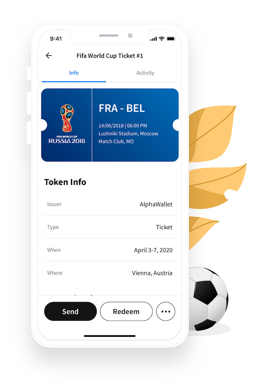 fifa tickets on blockchain
