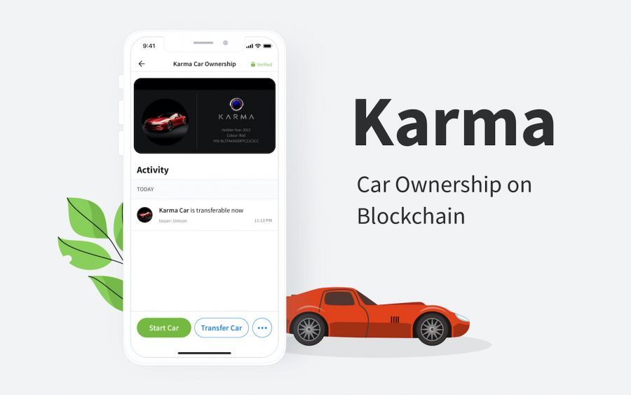 A step by step guide to tokenise your car ownership using Ethereum and Internet of Things