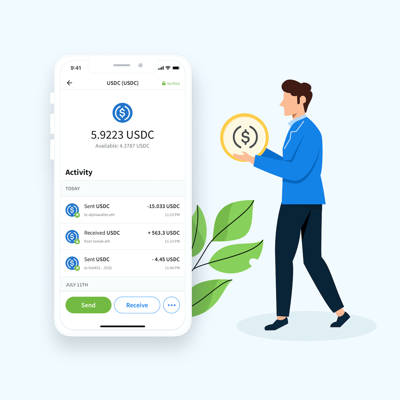 Best Wallet for USDC