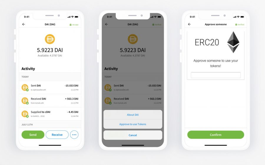How to have your token on mobile in minutes