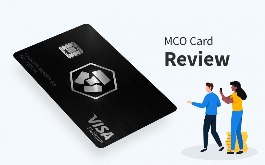 MCO crypto-VISA gateway card is great, but its app isn't a crypto wallet