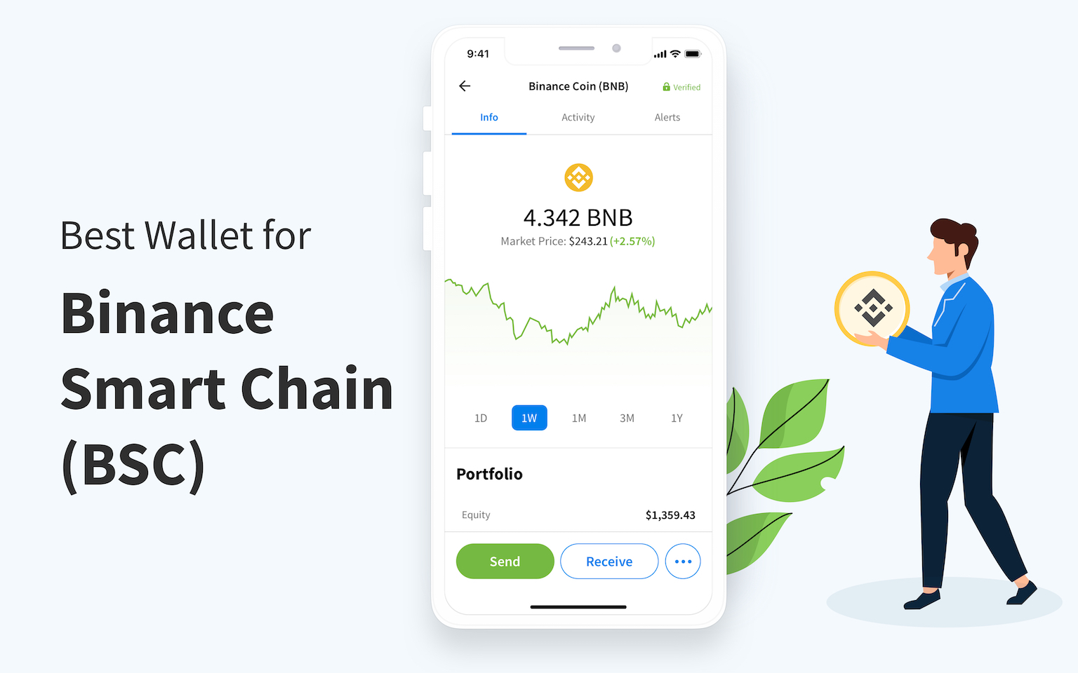 The Best Wallet for BSC (Binance Smart Chain)