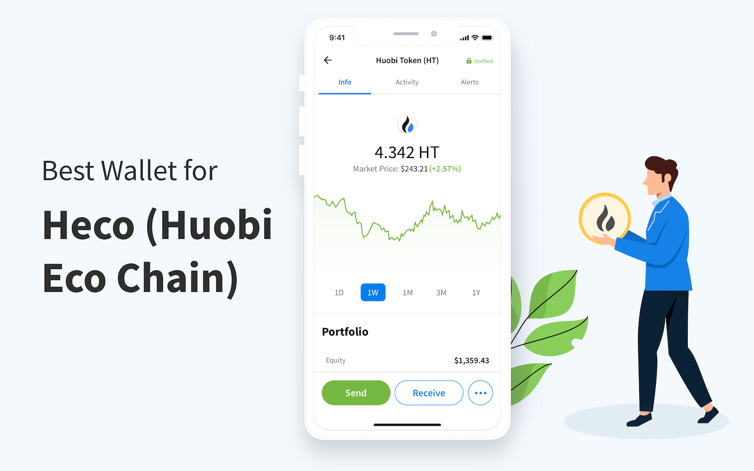 The Best Wallet for Heco (Huobi Eco Chain)