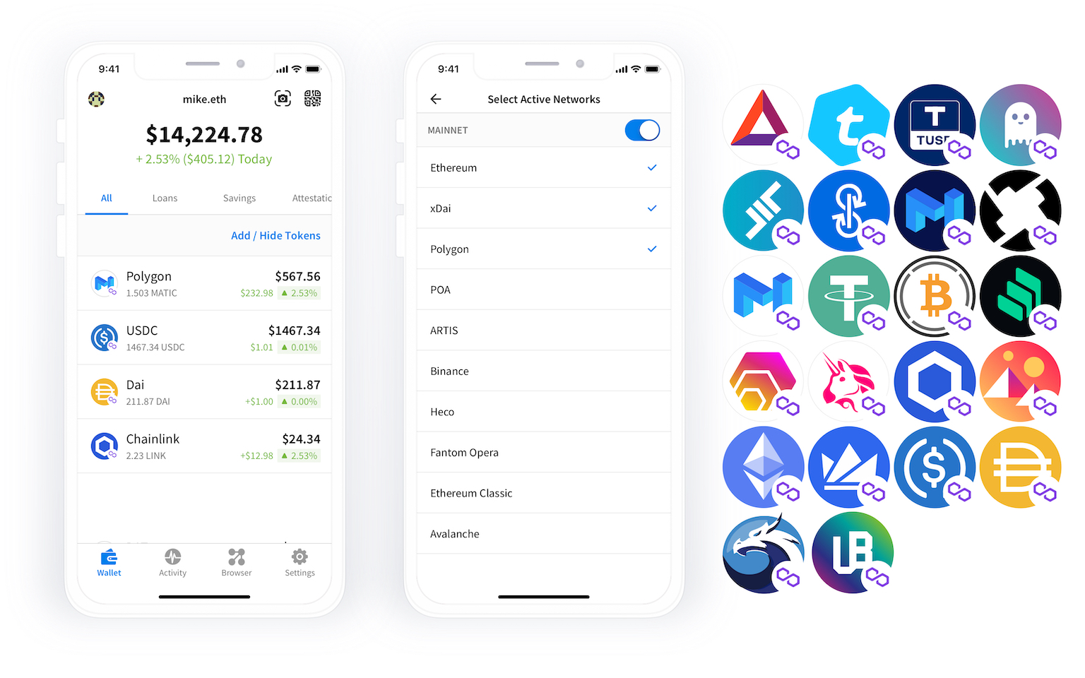 best wallet for polygon